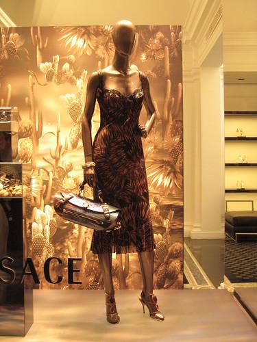 Versace on Via dei Condotti