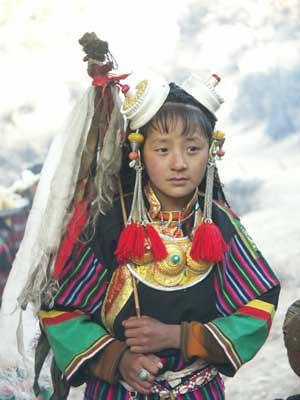 Shuiluo village, Sichuan