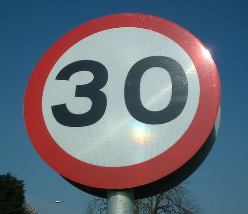 the number 30