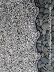 Detalhe do jardim japonês
