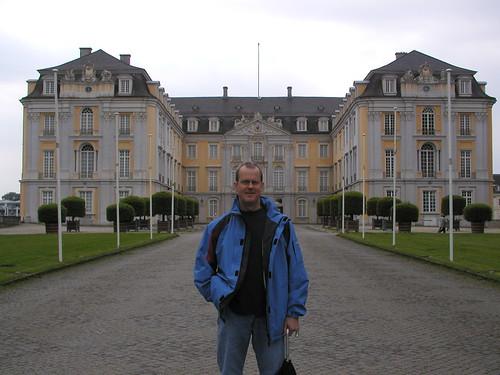 Schloss Augustusburg - Bruhl 0606 003