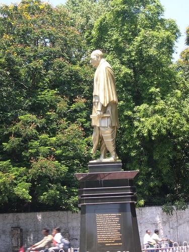 Sardar Patel on Sardar Patel Road