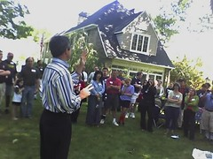 Joe Sestak speaking