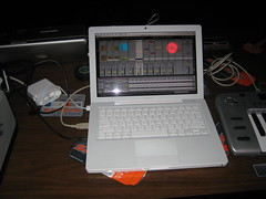 OUTPUT v1.0 MacBook shot