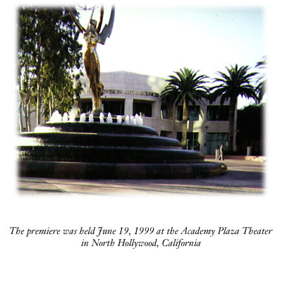 Academy Plaza Theater in North Hollywood