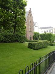 Bruxelas ao lado do Museu dos Instrumentos Musicais