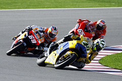 Rossi leads Nicky