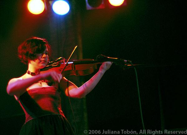 Jessica w/Violin