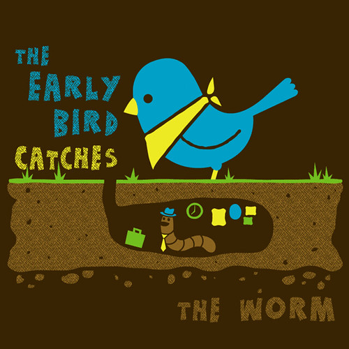 the early bird catches the worm essay writer