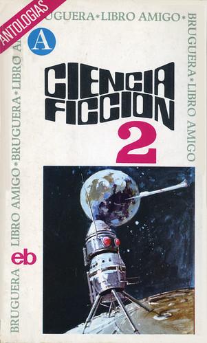 Tema: Ciencia Ficción Bruguera - Colección de 40 Libros [COMPLETA