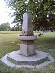 Old drinking fountain, Ealing Common