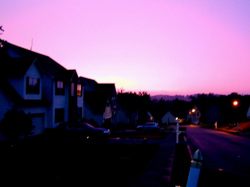 Sunset 062306