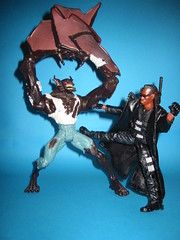 Blade vs. Manbat