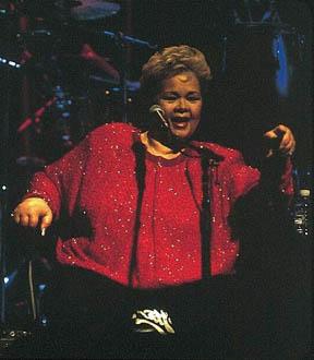 Etta James in Czech Republic