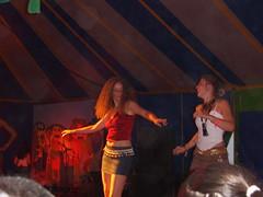 Cafe dansant op Couleur Cafe