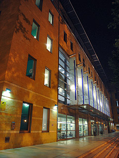 New Hunt's House(ロンドン大学キングス・カレッジ)