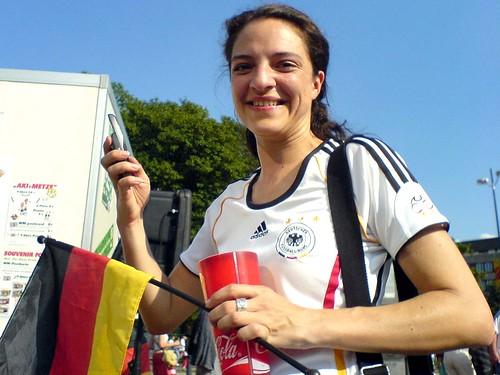 WM-Halbfinale in Dortmund 11