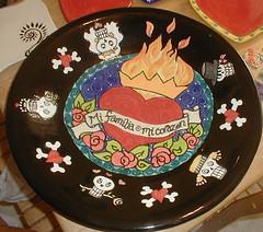 muertos platter fired