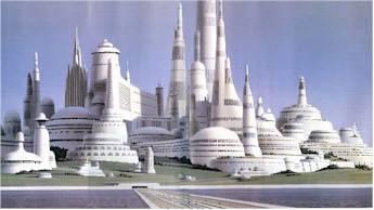 Alderaan place