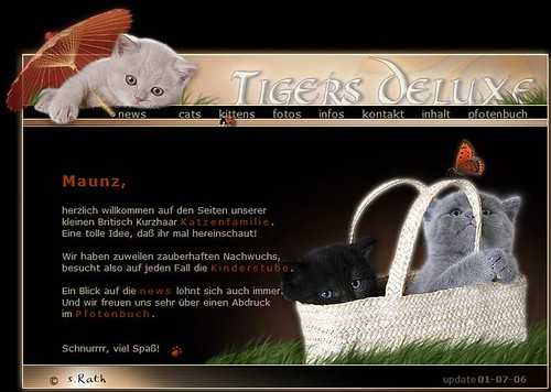 Tigers Deluxe