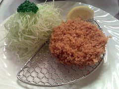 Minced Pork Cutlet