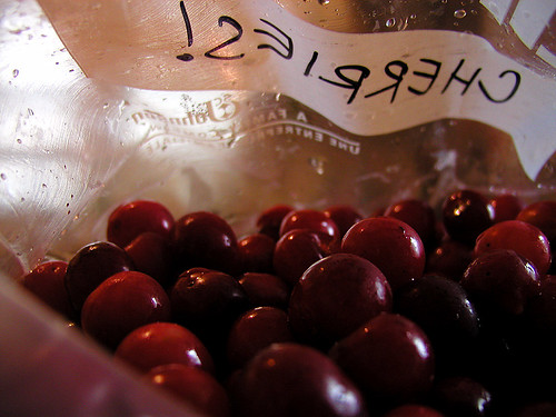 cherries! (in reverse)