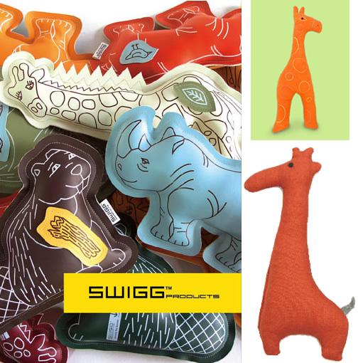 ask decor8: Giraffe Pillows?