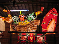 Link to my picture set on the Mitama Matsuri festival at Yasukuni Shrine, 2006