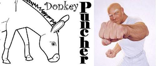 donkey puncher