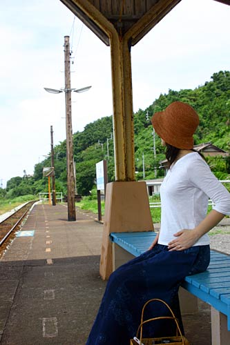 Shimonada-Station