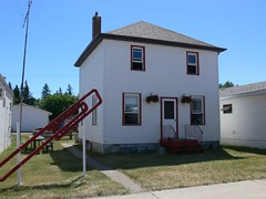 Kyle & Dom's new home - 503 Main Street, Kipling, SK. More pics here on Flickr.
