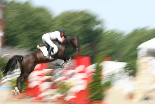 Yiihaa ! Un cheval volant !