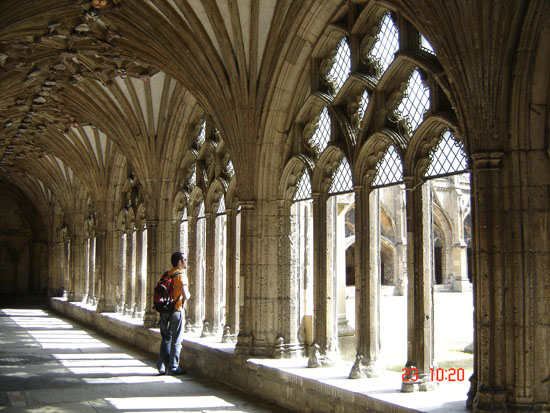 Los pilares de la Tierra: Salisbury, Winchester y Canterbury