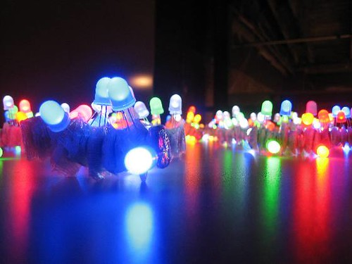 LED Throwies - www.instructables.com