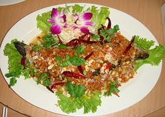 Hot &Tasty Thai food photo by bangkok_diary