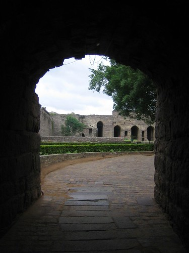 Entrance to Golconda