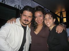 Conde, MoNo y Caro
