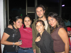 chicas y Jorge