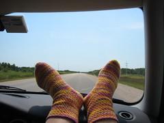 Sock View