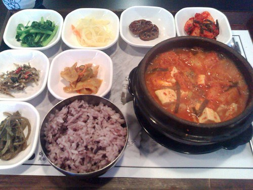 Kimchi Jige