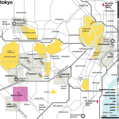 daikanyama_map