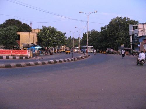Thiruvanmiyur Bus Stand
