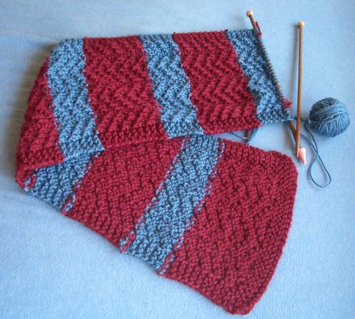 2006.08.05 knitting