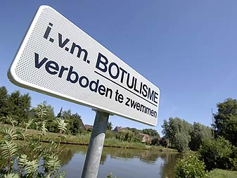 Botulism in the Netherlands