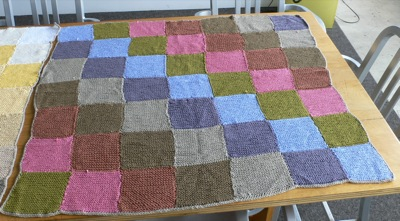 Earth Tones Blanket