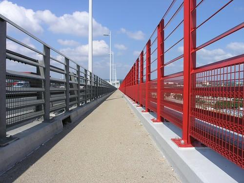 Pont d'Aquitaine - Bordeaux