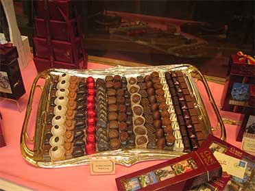 Bruxelles chocolates