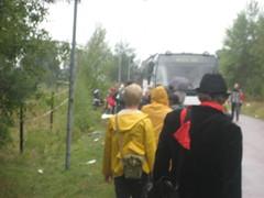 Emmaboda: Mot bussen