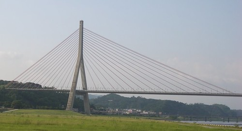 Cable-Stayed Bridge (Gao-Ping River Bridge)