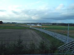 北海道路景